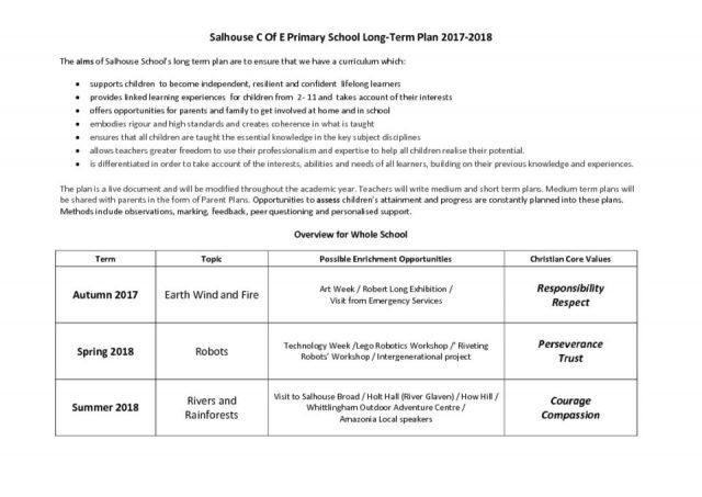 thumbnail of Long Term Plan 17-18