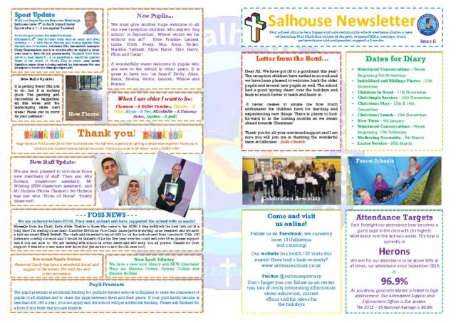 thumbnail of School Newsletter 19th October 2017