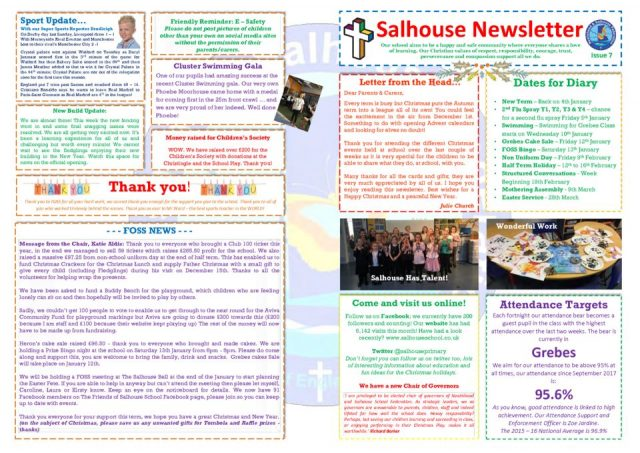 thumbnail of School Newsletter_191217