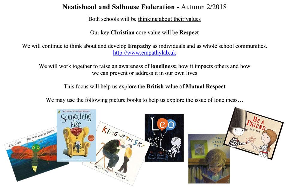 Neatishead and Salhouse Federation - Autumn 2/2018