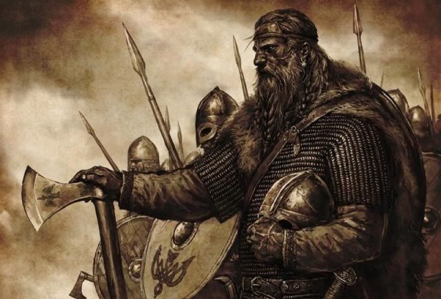 Viking-raiders