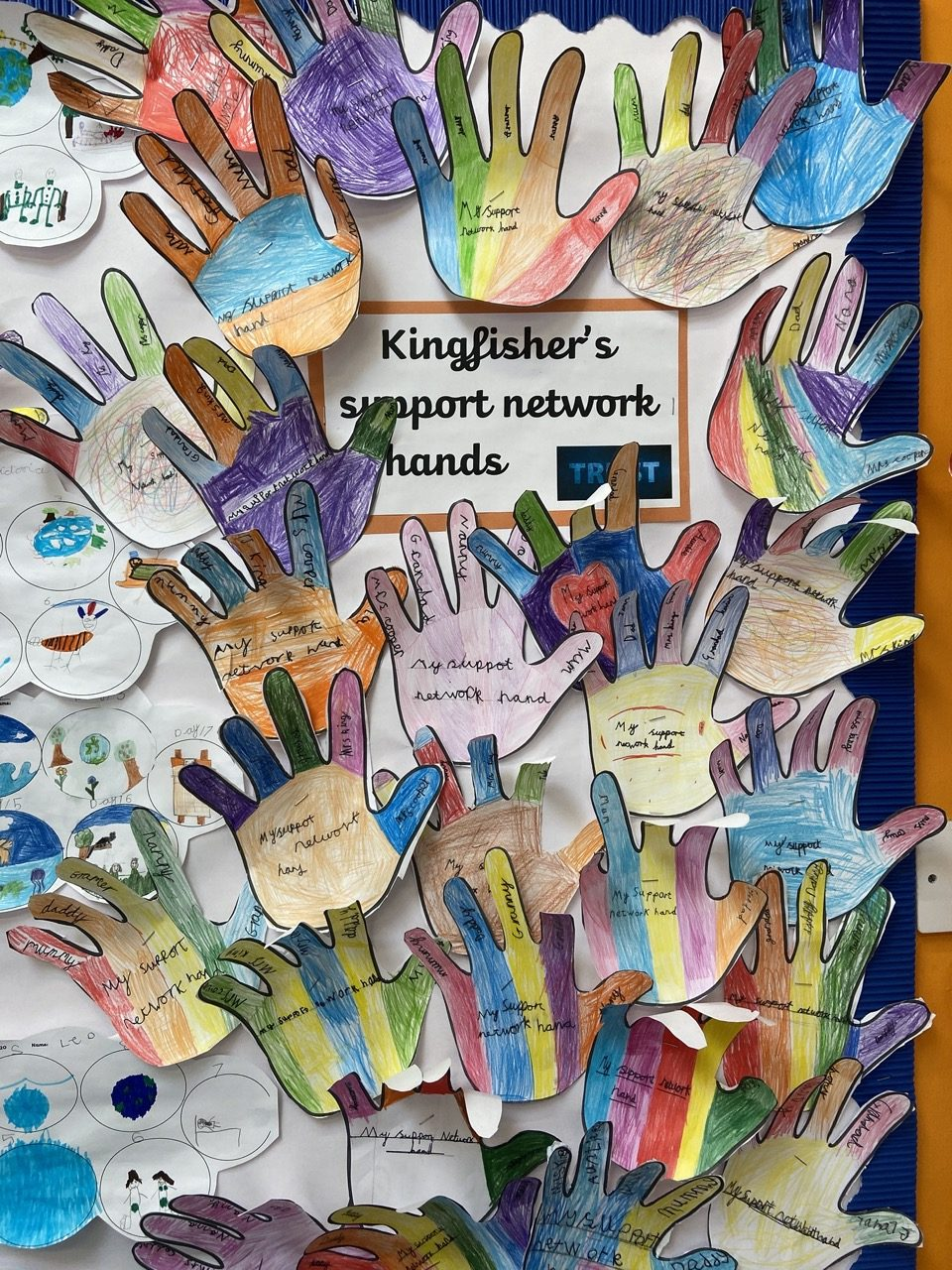 Safety Network Hands